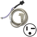 GE® ZONELINE 20AMP PTAC POWER CORD (FOR 102060 & 102061)