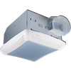 NUTONE® EXHAUST FAN & LIGHT 50CFM 2.5 SONES