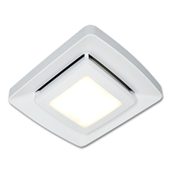 NUTONE® UPGRADE EXHAUST FAN COVER TO LED FAN LIGHT COVER