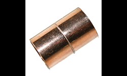 "1/2""OD (3/8""ID) COPPER COUPLING"