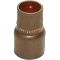"1/2""OD X 3/8""OD (3/8""ID X 1/4""ID) REDUCER COPPER COUPLING"