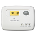 EMERSON HEAT PUMP THERMOSTAT