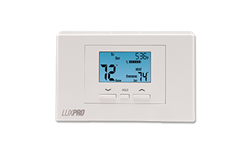 LUX DIGITAL 5/2 DAY PROGRAMMABLE HEAT PUMP THERMOSTAT