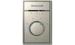 HONEYWELL LINE VOLTAGE THERMOSTAT