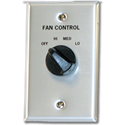 FIRST COMPANY 3-SPEED WALL SWITCH