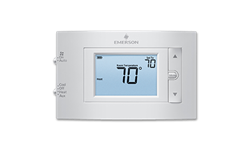 EMERSON NON-PROGRAMMABLE HEAT PUMP THERMOSTAT - 1F83H-21NP