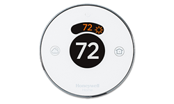 HONEYWELL HOME LYRIC ROUND WI-FI HEAT PUMP THERMOSTAT - TH8732WFH5002
