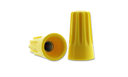 SMALL WIRE NUTS - YELLOW