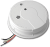 KIDDE 120V SMOKE ALARM WITH BATTERY BACKUP