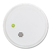 KIDDE 9V BATTERY SMOKE ALARM BATTERY INCLUDED