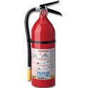 5LB FIRE EXTINGUISHER NON-CERTIFIED - 3-A:40-B:C - ALUM CYL/ALUM HEAD - RECHARGEABLE