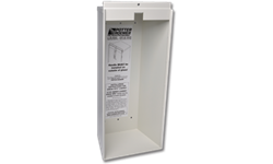 KIDDE METAL FIRE EXTINGUISHER CABINET