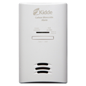 KIDDE CARBON MONOXIDE ALARM - A/C POWERED PLUG IN WITH BATTERY BACKUP