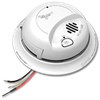 BRK 120V SMOKE ALARM WITH LOCKED BATTERY BACKUP