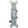 SINGLE POLE SWITCH - WHITE