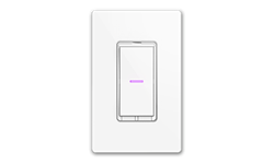 IDEVICES WI-FI ENABLED ROCKER SWITCH - WHITE