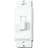 TAYMAC MASQUE TOGGLE SWITCH COVER UP - WHITE