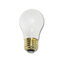 40W FROSTED A15 APPLIANCE BULB - 12/PK