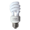 23W CFL TWIST BULB - COOL WHITE