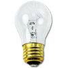 40W CLEAR A15 APPLIANCE BULB - 12/PK