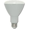 9.5W BR30 LED DIMMABLE BULB - 3000K
