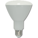 9.5W BR30 LED DIMMABLE BULB - 5000K
