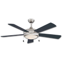 "52"" 5-BLADE SATURN CEILING FAN - 18WATT LED"