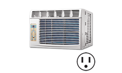 COMFORT-AIRE 5000 BTU COOL ONLY WINDOW UNIT 115V