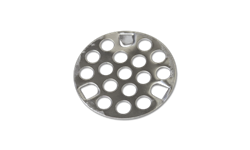 "1-5/8"" BATH DRAIN STRAINER - 3-PRONG"