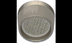 DUAL THREAD AERATOR - BRUSHED NICKEL 10/PK