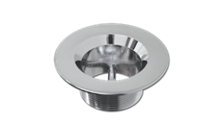 BATH STRAINER ASSEMBLY - FINE THREAD