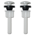 PLASTIC TANK-TO-BOWL BOLTS - PAIR