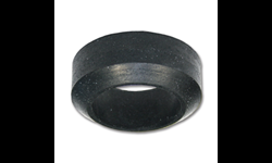 "TOILET TANK GASKET - 3-1/4"" WIDE X 2-1/8"" HOLE X 1-3/16"" HIGH"