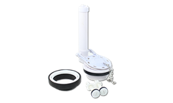 "3"" TOILET FLUSH VALVE KIT W/NUT, TANK BOLTS, AND TANK GASKET"