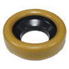 "REDSEAL 4"" JUMBO WAX RING WITH SLEEVE"