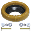 "REDSEAL 4"" WAX BOWL RING WITH SLEEVE & BOLTS"