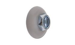 "7/8"" OVAL SHOWER DOOR ROLLER - 2/PK"
