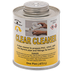 CLEAR LOW VOC PVC PIPE CLEANER - 16 OZ