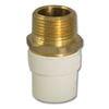 "1/2"" CPVC X BRASS TRANSITION MALE ADAPTER"