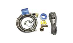 COMPLETE DISHWASHER INSTALL KIT