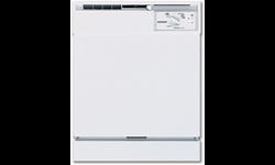 HOTPOINT® BUILT-IN DISHWASHER 5-CYCLE - WHITE