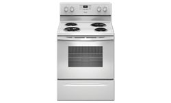 "WHIRLPOOL® 30"" SELF-CLEAN RANGE - WHITE"