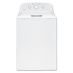 HOTPOINT® 3.6 CU FT SUPER CAPACITY WASHER - WHITE