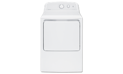 HOTPOINT® 6.2 CU FT EXTRA LARGE CAPACITY ELECTRIC DRYER - WHITE