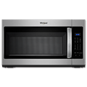 WHIRLPOOL® 1.7 CU FT OVER-THE-RANGE MICROWAVE - STAINLESS STEEL