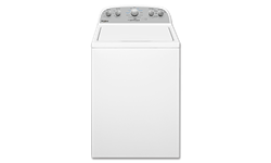 WHIRLPOOL® 3.8 CU FT TOP LOAD WASHER - WHITE