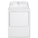 GE® ELECTRIC DRYER - WHITE