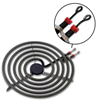 "8"" UNIVERSAL PLUG-IN BURNER ELEMENT - 5-TURN"