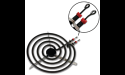 "8"" UNIVERSAL PLUG-IN BURNER ELEMENT"