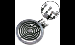 "8"" WIRE-IN BURNER ELEMENT FOR GE® WB30X354"